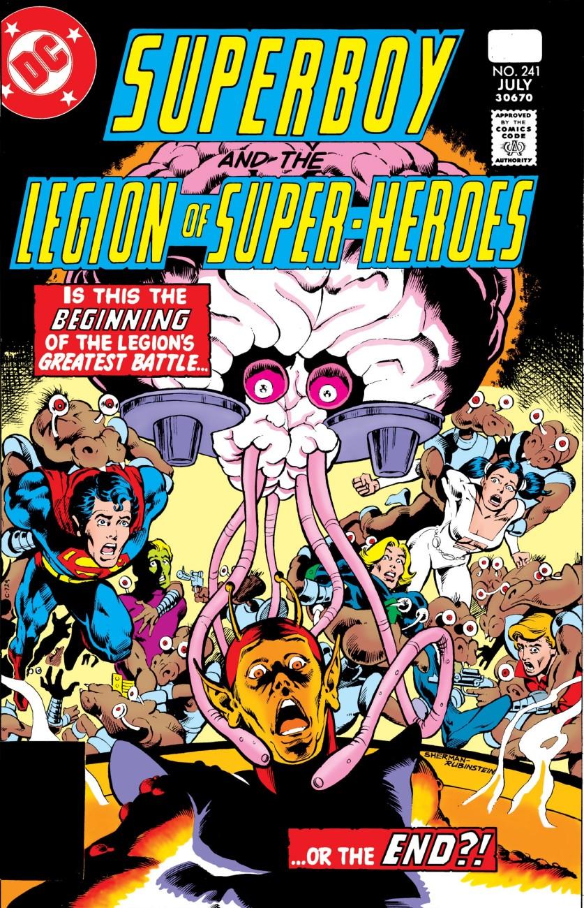 Superboy-LegionoftheSuperheroes241-JamesSherman-JoeRubinstein