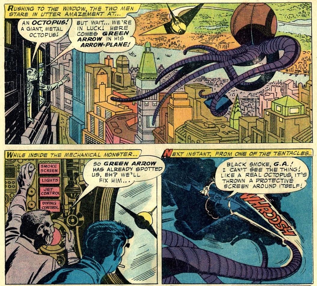 World'sFinestComics97-JackKirby-TheMenaceoftheMechanicalOctopus2